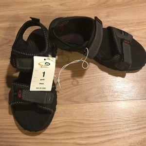 NWT Brand new Teva style waterproof sandal